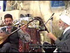 The music of the Bakhshis of Khorasan