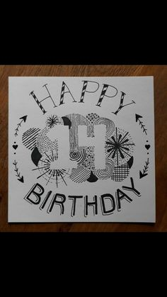 diy birthday cards for friends creative Relief numbers Creative Birthday Cards, Birthday Cards For Friends, Bday Cards, Handmade Birthday Cards, Happy Birthday Cards, Diy Birthday, Creative Cards, Birthday Ideas, Birthday Gifts