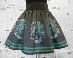 Zombie,Zombie Skirts, The Walking Dead, Geek Clothing, Womens Zombie Clothing…