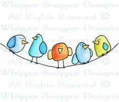 Birdie Line-Up