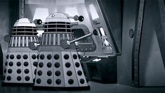 The Power of the Daleks animated