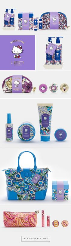 Hello Kitty Liberty Branding and Cosmetic Packaging by Together Design | Fivestar Branding – Design and Branding Agency & Inspiration Gallery