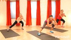 Image result for 5. Lateral Lunge exercise gif