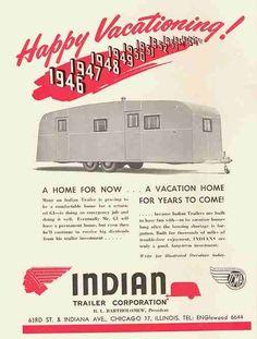 1946 Indian 8x20
