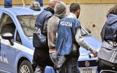 La Mafia  e`anche in tua citta       *       Die Mafia ist auch in deiner Stadt  : 18 Verhaftungen von Camorra-Mitgliedern