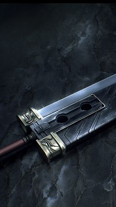 Final Fantasy Sword iPhone 5 Wallpaper