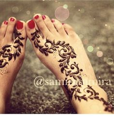 simple ankle henna henna inspiration feet legs pinterest hennas ankle and mehndi. Black Bedroom Furniture Sets. Home Design Ideas
