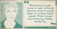 Scottish Referendum Voices #008: Annie Lennox #indyref
