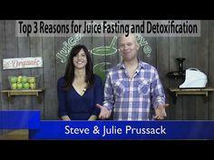 Top 3 Reasons You Need a Juice Break