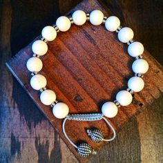 Hey, I found this really awesome Etsy listing at https://www.etsy.com/listing/205596759/white-coral-10mm-mens-armlet-with-silver