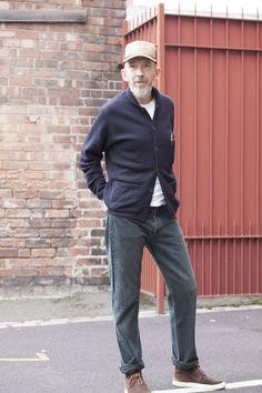 The Antiques Clothes Show: David's Jeans | Oi Polloi