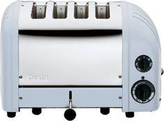 Dualit Classic Vario AWS Glacier Blue 4 Slot Toaster