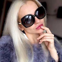 d12c8633c76c Aoron High-End Polarized UV400 Sunglasses for Women
