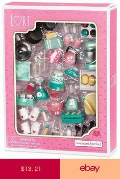 doll accessories Our Generation Battat Dolls & Bears Barbie Doll Set, Barbie Sets, Barbie Food, Barbie Doll House, Doll Clothes Barbie, Our Generation Doll Accessories, Our Generation Dolls, American Girl Doll Sets, Barbie Playsets