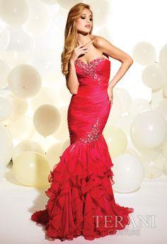House of Brides - Terani Prom - Prom Dress - STYLE - P728