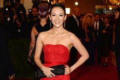 Met Gala 2013: Chinese Stars Hit The Red Carpet via Jing Daily