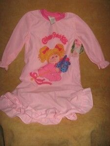 80's Cabbage Patch pajamas