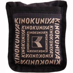 "KINOKUNIYA ""New Pocketable Bag"""