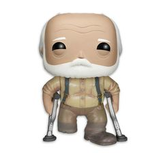 The Walking Dead Pop! Vinyl Figur Hershel. Hier bei www.closeup.de