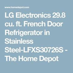 Bosch dishwasher error codes how to clear what to check error lg electronics 298 cu ft french door refrigerator in stainless steel lfxs30726s publicscrutiny Gallery