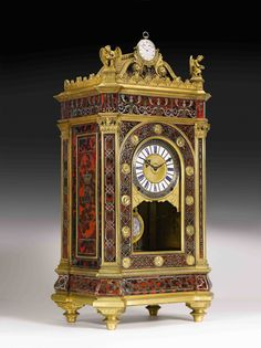 Pendule Sympathique Breguet du Duc d'Orléans -2nd most expensive clock in the world