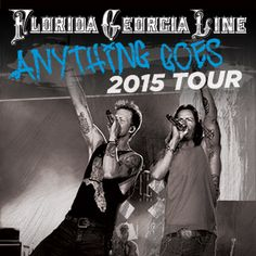 Apr 30: USC: Florida Georgia Line: Anything Goes Tour : Thomas Rhett & Frankie Ballard