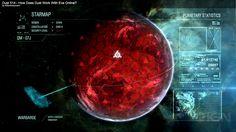 Dust 514 starmap