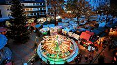 Weihnachtsmarkt (chrismas market ) NRW Essen-Steele/Germany