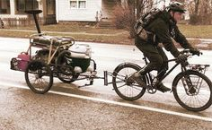 Why don't the survivors on the Walking Dead use bicycles? What a great survival tool!