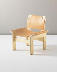 PHILLIPS : UK050312, Tapio Wirkkala, Armchair, designed for the Finnish Glass Museum, Riihimäki