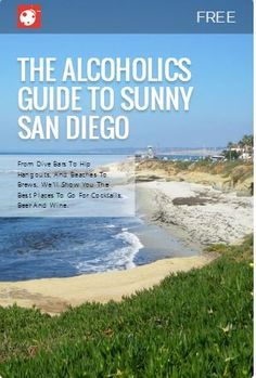 A free guide to San Diego's BEST local bars!