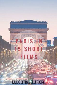 Paris in 15 Short Films. Local expert Camillo de Vivanco shares his curated list of the top 15 short films depicting Paris.