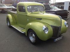 Ford Pickup.