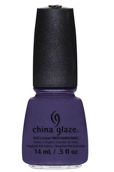 Top Manicurists Pick Their Fave Fall Nail Polishes: China Glaze Queen B