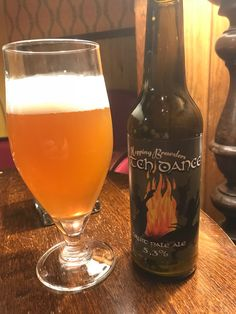 Hopping Brewsters Witch Dance Gruit Pale Ale