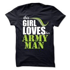 This Girl Loves her Army Man T Shirts, Hoodies. Get it here ==► https://www.sunfrog.com/Jobs/This-Girl-Loves-her-Army-Man.html?41382