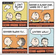 Charlie Brown & Linus