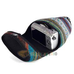 New Camera Case Bag Pouch For Sony NEX-3N NEX-5N NEX-5R NEX-5T NEX-6 NEX 3N 5N 6 | eBay
