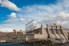 Davis Dam, Laughlin, NV & Bullhead City, AZ