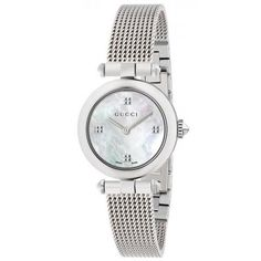 71d6af2748c Women  s Gucci Watch Diamantissima Small YA141504... for sale online at  Crivellishopping