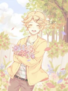 """All my love is for you"" Yoosung♡"