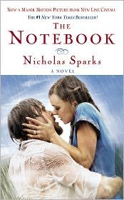 The very first book Nicholas Sparks wrote.  If you only read one of his books, read this.  This era and story is beautiful.