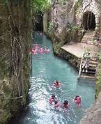 Xcart Underground River, Mexico