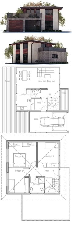 House Plan to Small ...
