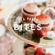 Your digital tea party food cook book High Tea, Pain Relief, Tea Party, Wellness, Digital, Cooking, Book, Desserts, Tea