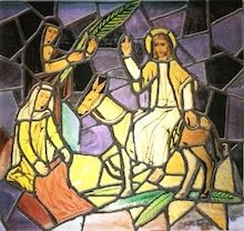 """Palm Sunday 2012 ~ """"HOSANNA - Blessed is he that comes in the name of the Lord: Hosanna in the highest! It's a prophetic praise that brings your future into alignment with the revelation of God! Happy Palm Sunday!"""""""