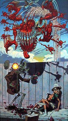appetite for destruction guns n roses cover by Robert Williams