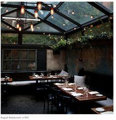 Great dinning room idea