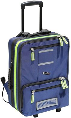 Durable and versatile Travel Medical Bag for easy access to Medical Supplies and Equipment on the go! KEMP Premium EMS Suitcase #affiliate
