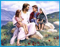 8 Jesus with children